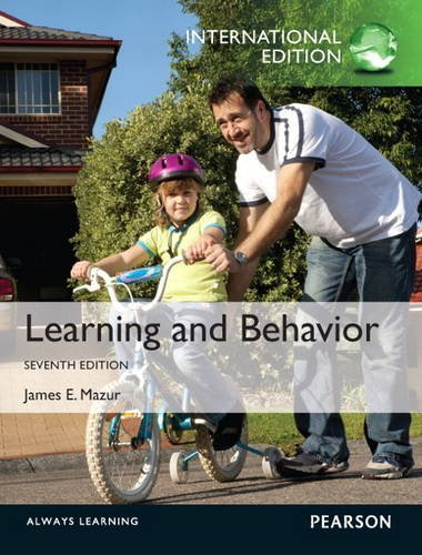 9780205864140: Learning & Behavior: International Edition