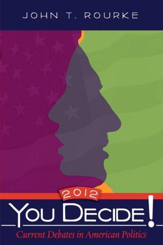 You Decide! 2012: John T. Rourke