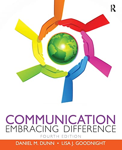 9780205865635: Communication: Embracing Difference