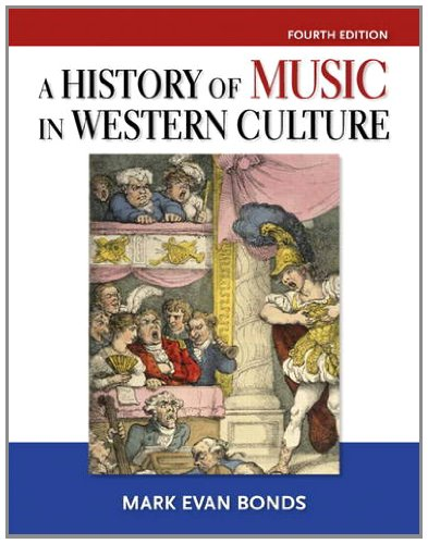 9780205867226: History of Music in Western Culture (4th Edition)