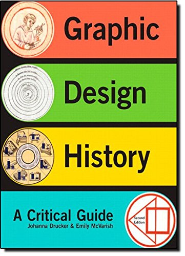 Graphic Design History Plus MySearchLab with eText: Drucker, Johanna; McVarish,