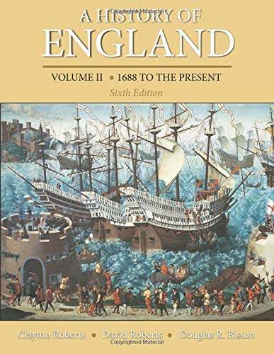 9780205867738: A History of England, Volume 2: 1688 to the present
