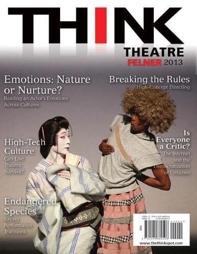 9780205869596: THINK Theatre