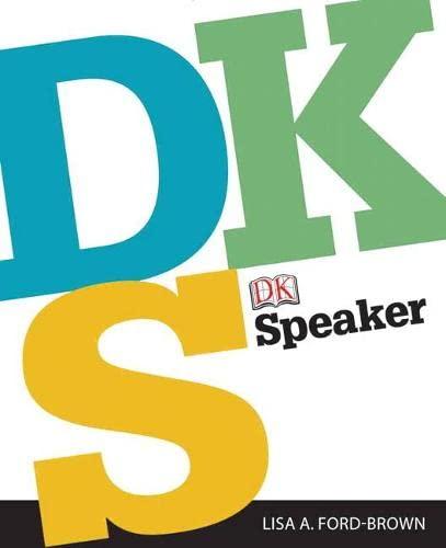 DK Speaker, by Ford-Brown: Lisa A. Ford-Brown