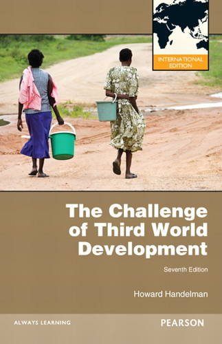 9780205870943: The Challenge of Third World Development: International Edition