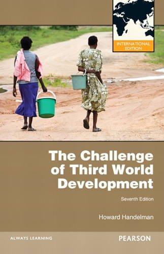9780205870943: The Challenge of Third World Development