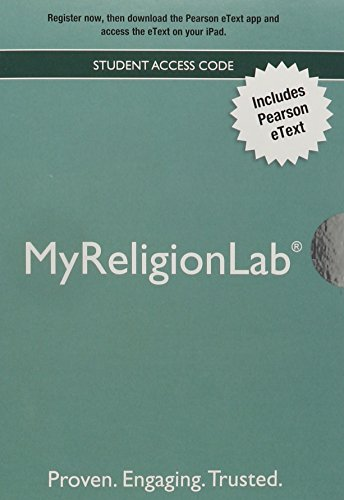 9780205871421: NEW MyReligionLab with Pearson eText -- Valupack Access Card (12th Edition)