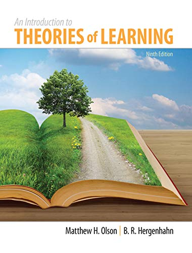 9780205871865: Introduction to Theories of Learning