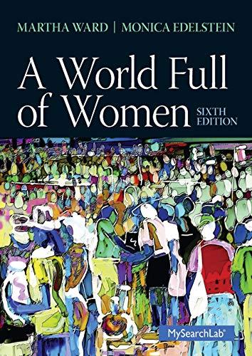 9780205872800: A World Full of Women
