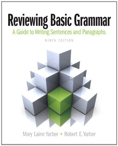 9780205875177: Reviewing Basic Grammar (with MyWritingLab with Pearson eText) (9th Edition)