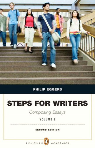 9780205875191: Steps for Writers: Composing Essays, Volume 2 (with MyWritingLab Pearson eText Student Access Code Card) (2nd Edition)