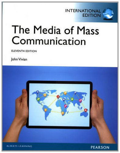 9780205876457: Media of Mass Communication