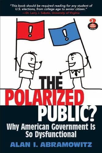 9780205877393: The Polarized Public