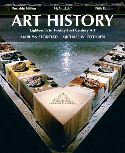 9780205877560: Art History Portables Book 6 (5th Edition)