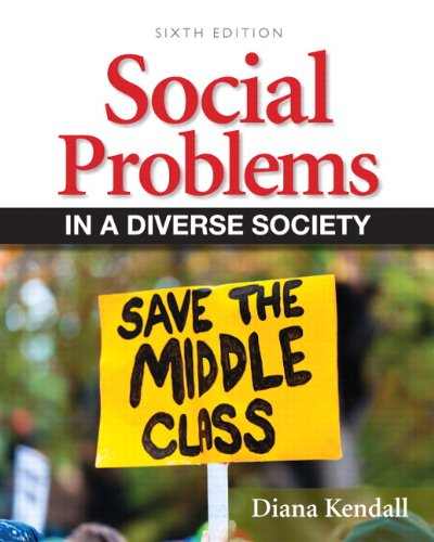 9780205877898: Social Problems in a Diverse Society Plus NEW MySocLab with eText -- Access Card Package (6th Edition)