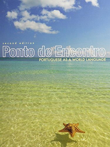Ponto de Encontro: Portuguese as a World Language and Brazilian Student Activities Manual (World ...