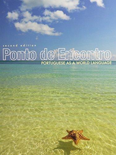 Ponto de Encontro: Portuguese as a World Language and Brazilian Student Activities Manual (World ...