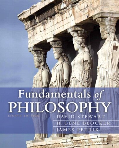 9780205879304: Fundamentals of Philosophy Plus MySearchLab with eText -- Access Card Package (8th Edition) (MyThinkingLab Series)