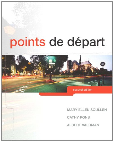 9780205879861: Points de départ Plus MyFrenchLab with Pearson eText multi semester -- Access Card Package (2nd Edition)