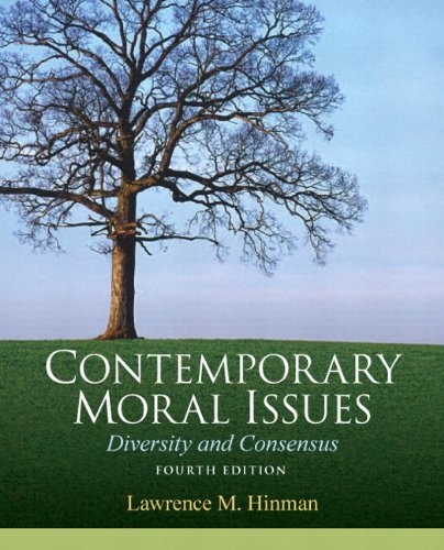 9780205885909: Contemporary Moral Issues: Diversity and Consensus Plus MySearchLab with eText -- Access Card Package (4th Edition)