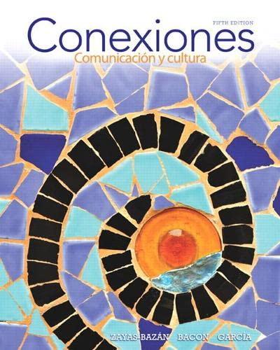 9780205886975: Conexiones: Comunicación y cultura (5th Edition) (Myspanishlab)