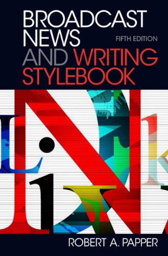 9780205890118: Broadcast News and Writing Stylebook Plus MySearchLab -- Access Card Package (5th Edition)