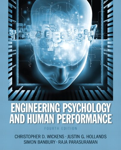 9780205896196: Engineering Psychology & Human Performance Plus MySearchLab with eText -- Access Card Package (4th Edition)