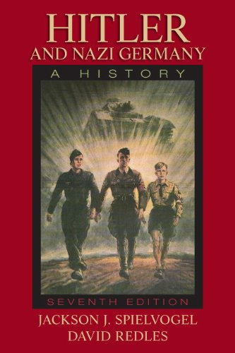 9780205896233: Hitler and Nazi Germany: A History Plus MySearchLab with eText -- Access Card Package (7th Edition)