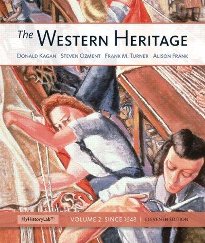 Western Heritage: Kagan, Donald