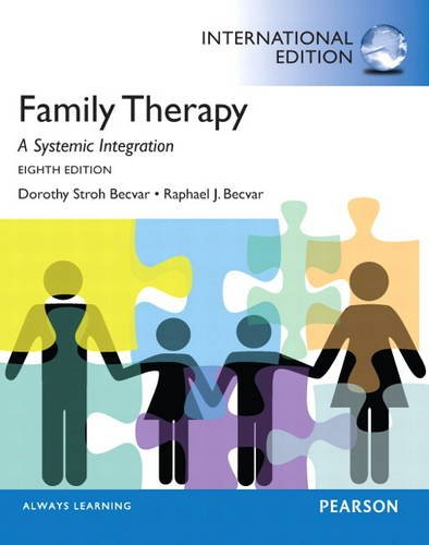 9780205896967: Family Therapy: A Systemic Integration