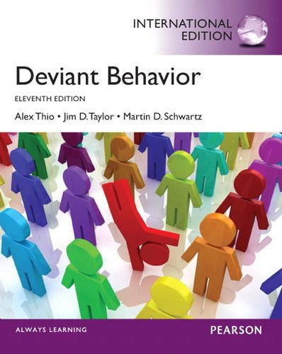 Deviance and Social Control: A Sociological Perspective / Edition 2