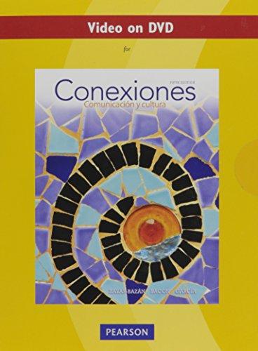 9780205899241: Video DVD for Conexiones: Comunicación y cultura