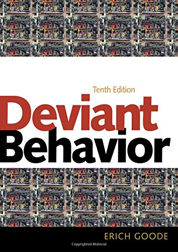 9780205899661: Deviant Behavior