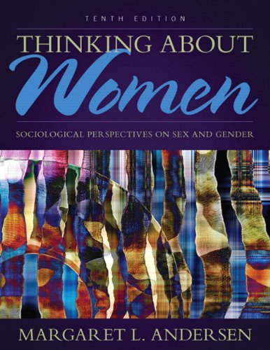 9780205899678: Thinking About Women: Sociological Perspectives on Sex and Gender (10th Edition)