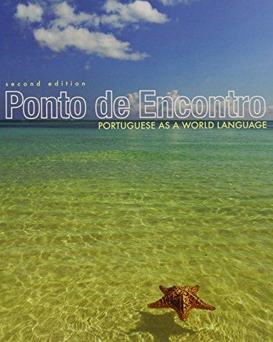 9780205900893: PONTO DE ENCONTRO&S/ACTV MNL&ANS PONTO PK
