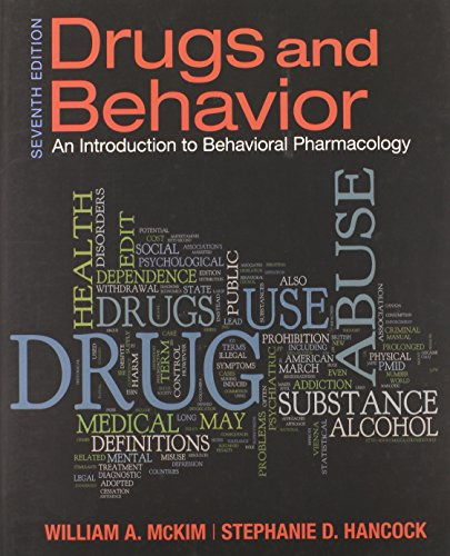 9780205900909: Drugs & Behavior: Introduction to Behaviorial Pharmacology Plus MySearchLab with eText -- Access Card Package (7th Edition)