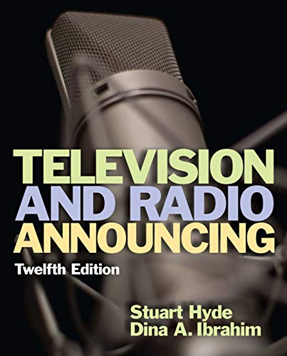9780205901371: Television and Radio Announcing, 12th Edition