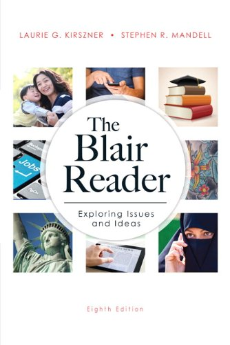 9780205901845: The Blair Reader (8th Edition)