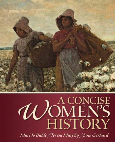 9780205905935: A Concise Women's History
