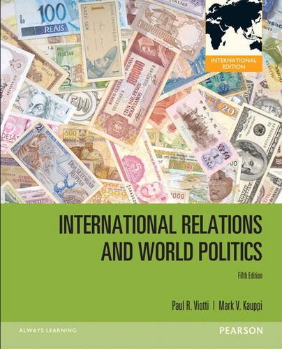 9780205907120: International Relations and World Politics