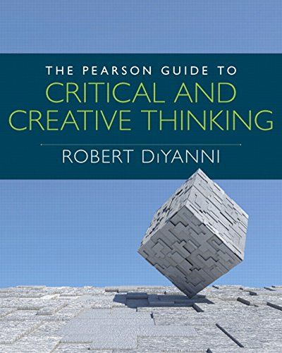 9780205909247: The Pearson Guide to Critical and Creative Thinking (Mythinkinglab)