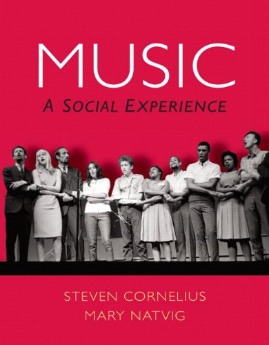 9780205910106: Music: A Social Experience Plus MySearchLab with eText -- Access Card Package