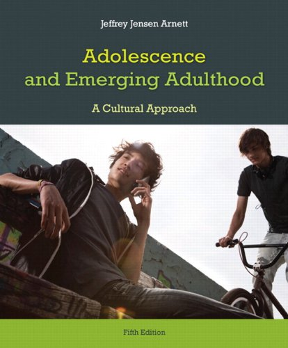 Adolescence and Emerging Adulthood MyDevelopmentLab -- (5th
