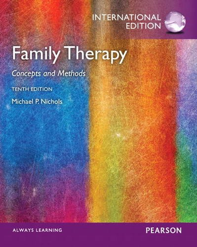 9780205911912: Family Therapy: Concepts and Methods