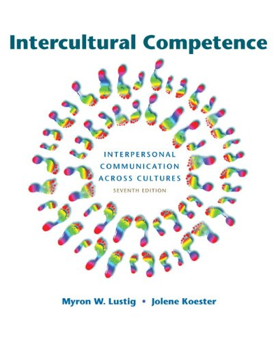 9780205912049: Intercultural Competence Plus MySearchLab with eText -- Access Card Package (7th Edition)