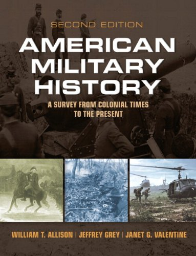 9780205912131: American Military History: A Survey from Colonial Times to the Present Plus MySearchLab with eText -- Access Card Package (2nd Edition)