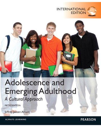 9780205912889: Adolescence and Emerging Adulthood:International Edition