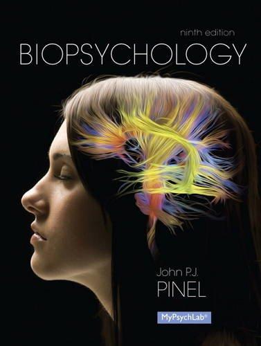9780205915576: Biopsychology (9th Edition)