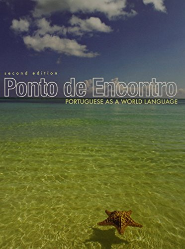 9780205915903: Ponto de Encontro: Portuguese as a World Language, MyPortugueseLab with Pearson eText -- Access Card and Oxford Portguese Dictionary (2nd Edition)