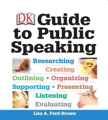 9780205917051: DK Guide to Public Speaking Plus NEW MyCommunicationLab with Pearson eText